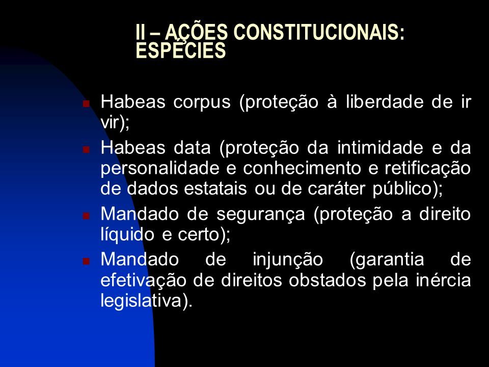 1.HABEAS CORPUS 1.1.