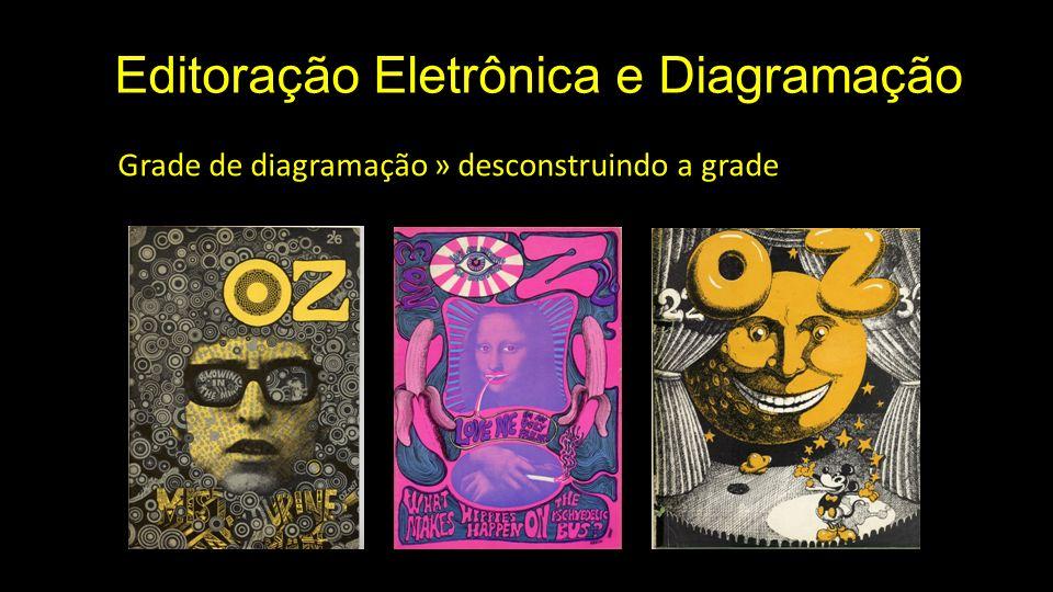 Editoração Eletrônica e Diagramação Grade de diagramação » desconstruindo a grade