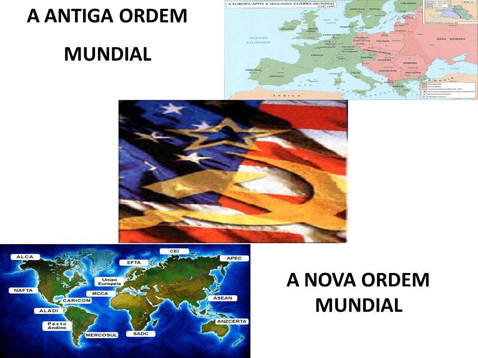Principais países no Comércio Internacional