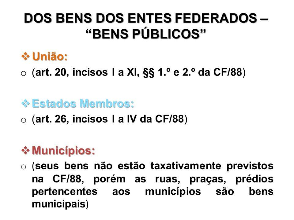 Estado de Calamidade Pública: QUEM DECRETA - prefeituras, estados e o governo federal.