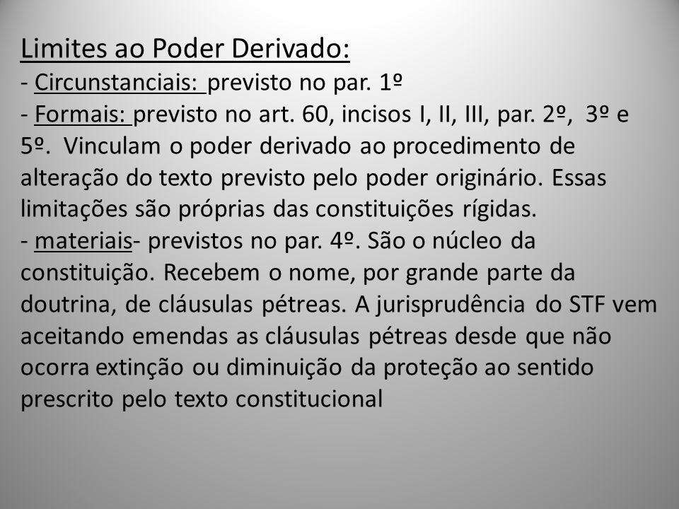 Emendas a Constituição Estadual(SC) Art.49.
