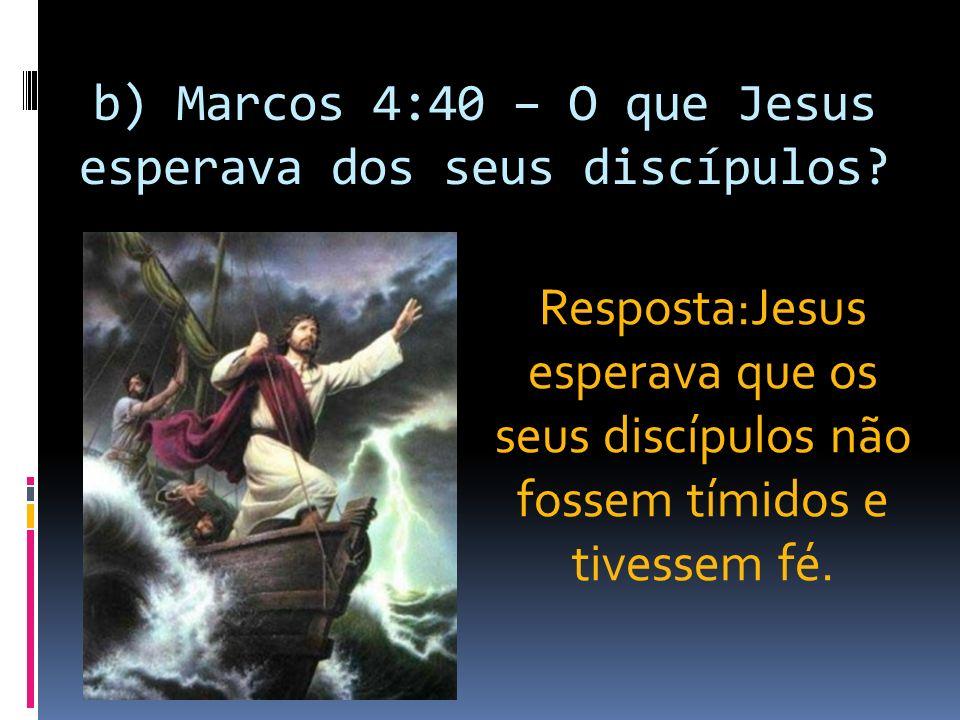 c) Marcos 5:34 – Qual é a fonte e a agência da salvação.