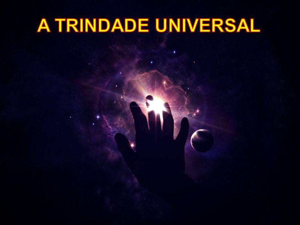 ROTEIRO A TRINDADE UNIVERSAL FLUIDO CÓSMICO OU UNIVERSAL FLUIDO ESPIRITUAL FLUIDO VITAL FORMAÇÃO DOS MUNDOS E DA TERRA EVOLUÇÃO DO PRINCÍPIO INTELIGEN
