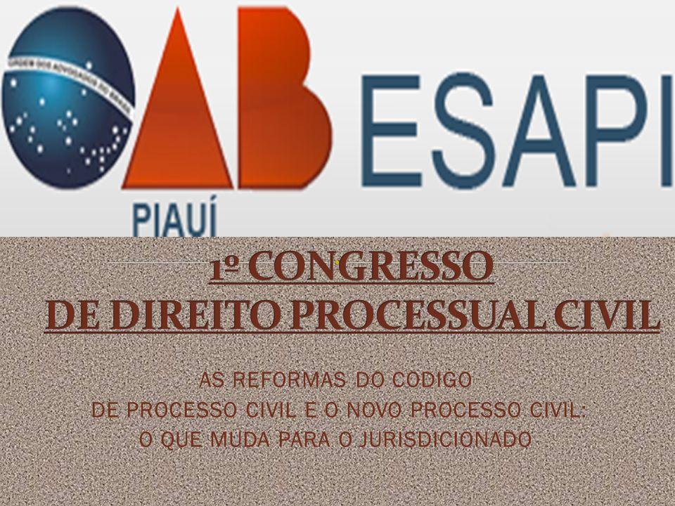 RAZOÁVEL DURAÇÃO DO PROCESSO, CELERIDADE PROCESSUAL Art.