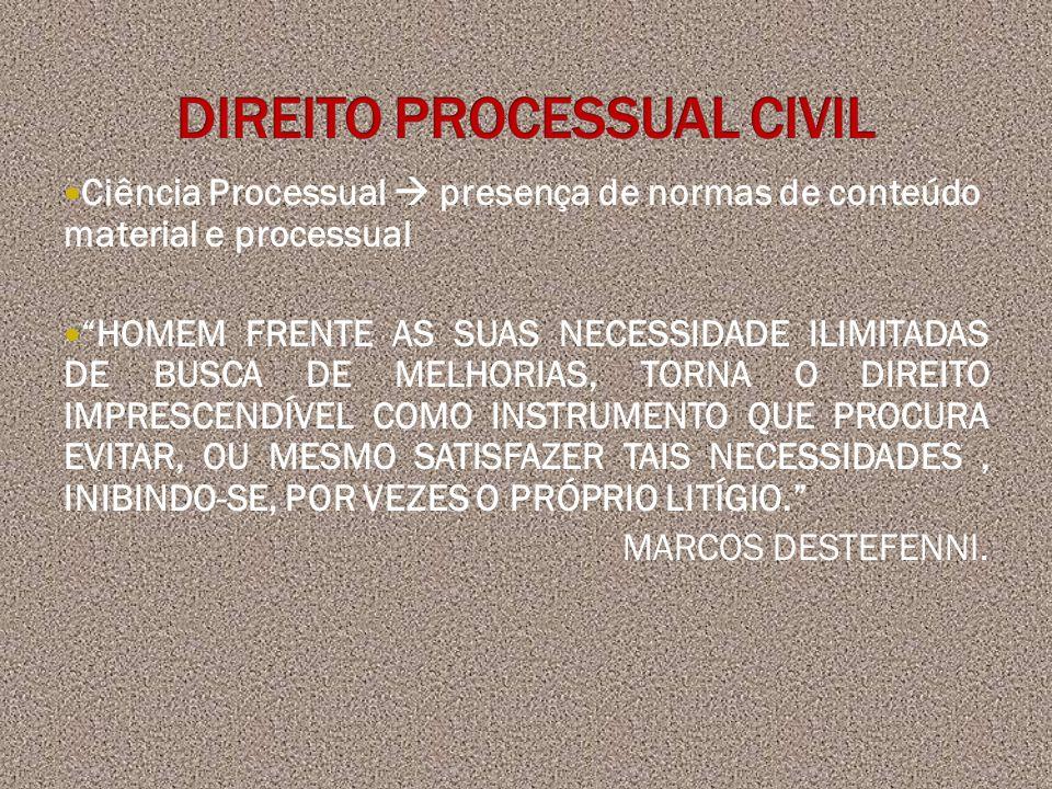 MATERIAL: relações regidas pelas regras que definem o lícito e o ilícito nas relações interpessoais dentro de um Estado Democrático de Direito.