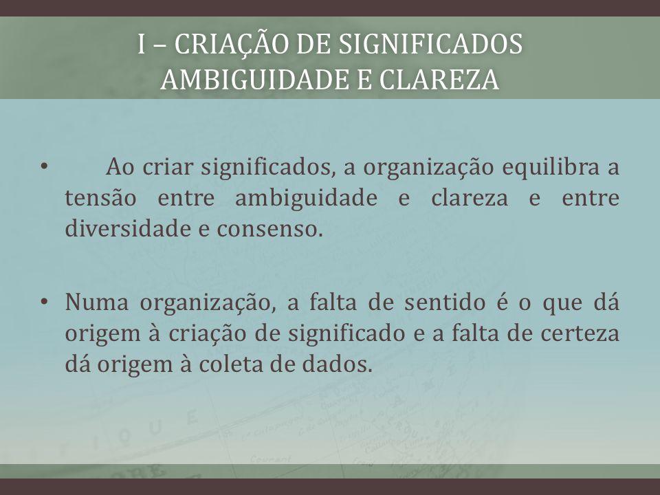 IV – ADMINISTRAÇÃO DA INFORMAÇÃO NA ORGANIZAÇÃO DO CONHECIMENTO 5.