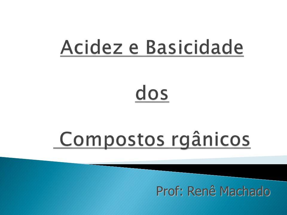 Prof: Renê Machado