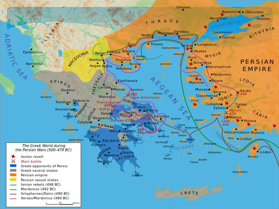 Empédocles de Agrigento sustentava a idéia de que o mundo seria constituído por quatro princípios: água, ar, fogo e terra.