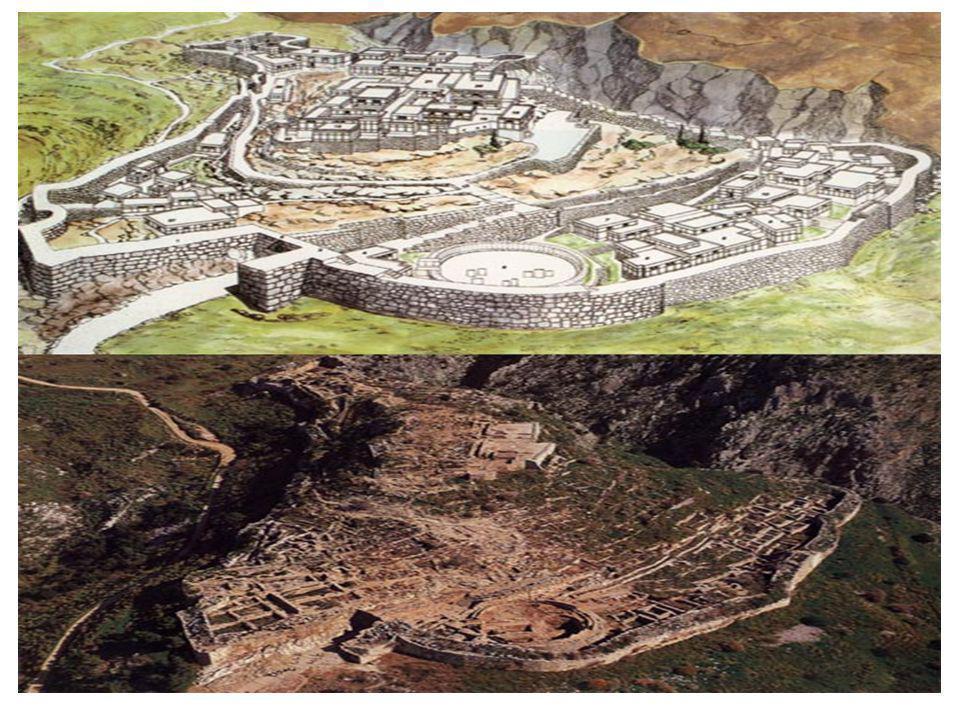 Texto I Anaxímenes de Mileto disse que o ar é o elemento originário de tudo o que existe, existiu e existirá, e que outras coisas provem de suas descendências.