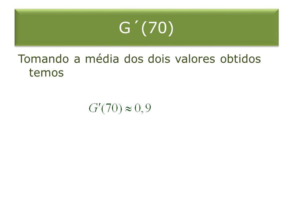 Exemplo 3 Se, calcule e.