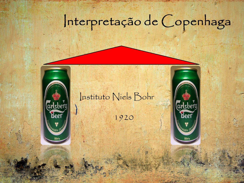 Interpretação de Copenhaga Instituto Niels Bohr 1920