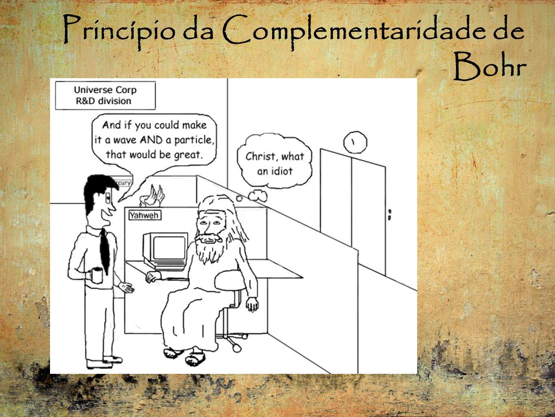 Princípio da Complementaridade de Bohr