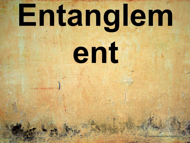 Quantum Entanglem ent