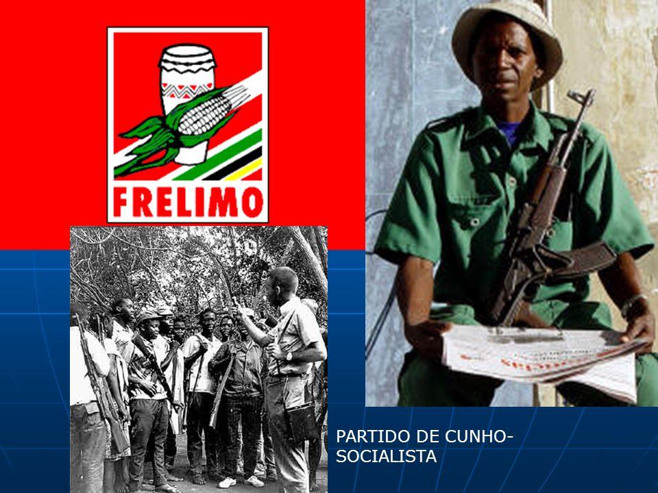 PARTIDO DE CUNHO- SOCIALISTA