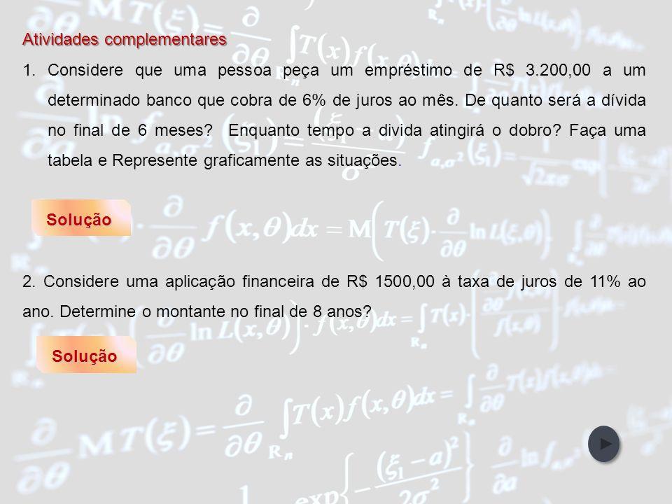 IntroduçãoObjetivos Abordagem Metodológica Participantes da Pesquisa Referências Bibliográficas Unidades de Ensino Equação de Diferenças Linear de Primeira Ordem com Coeficientes Constantes.