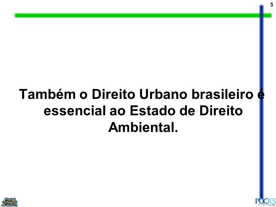 46 DOS INSTRUMENTOS DA POLÍTICA URBANA Art.4º. III.