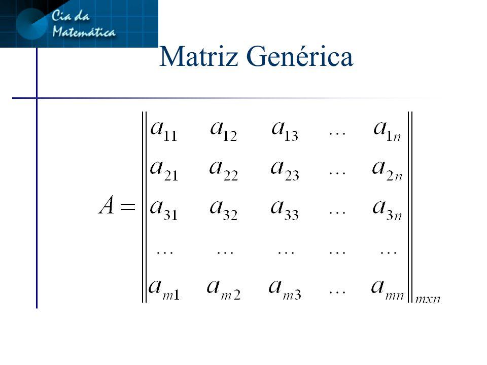 Elemento genérico n i: linha onde o elemento se encontra n j: coluna do elemento