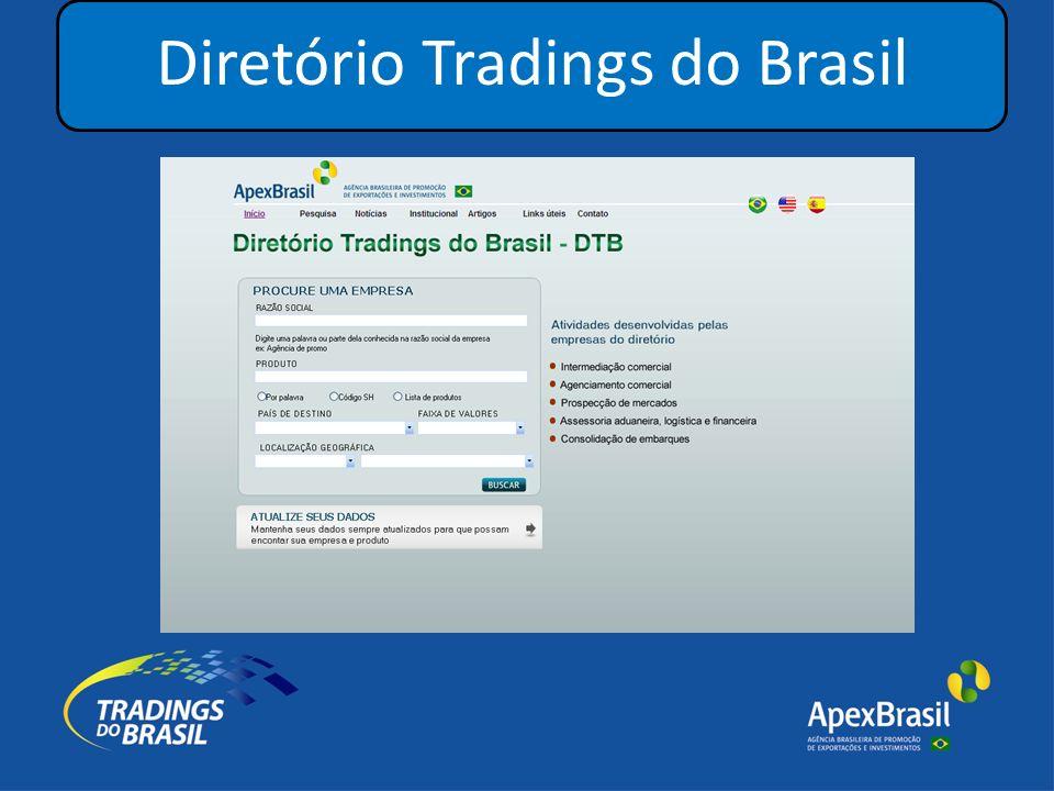 Diretório Tradings do Brasil