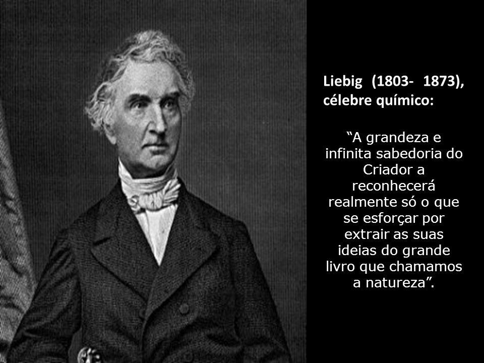 Gauss (1777- 1855), um dos maiores matemáti- cos e cientistas alemães: Quando soar a nossa última hora, será grande e inefável o nosso gozo ao ver que