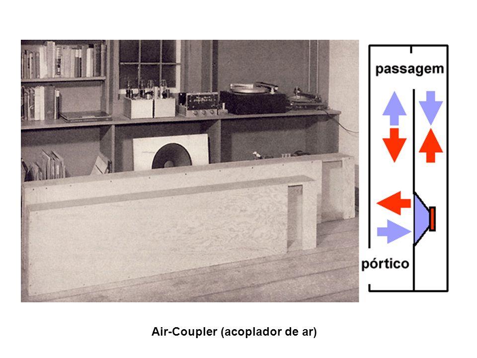 Air-Coupler (acoplador de ar)