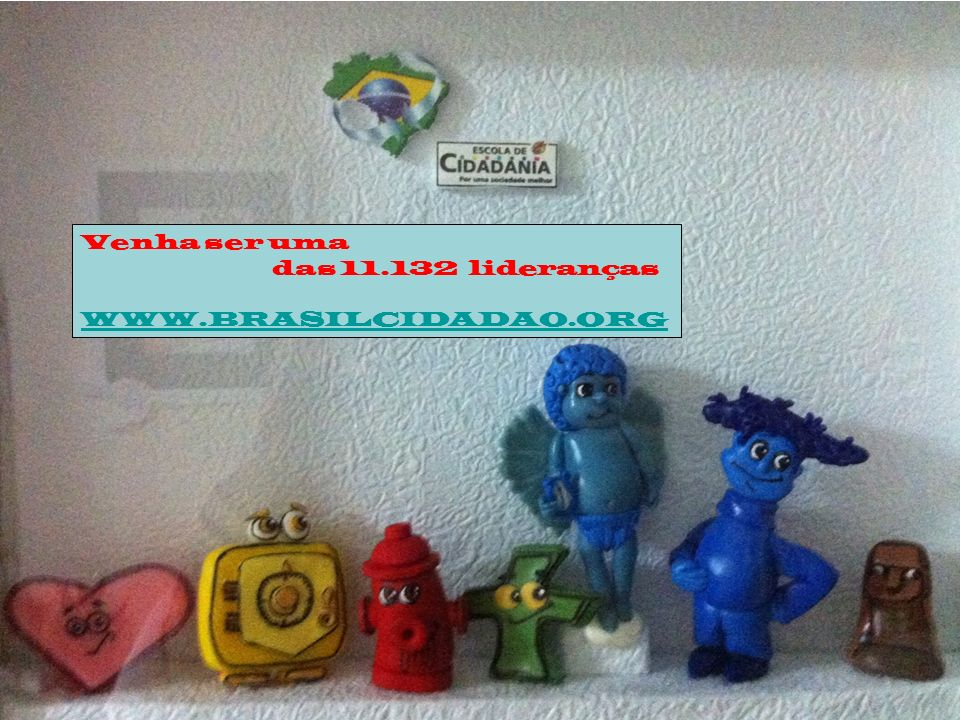Em 2013, venha para a REDE BRASIL CIDADÃO WWW.BRASILCIDADAO.ORG