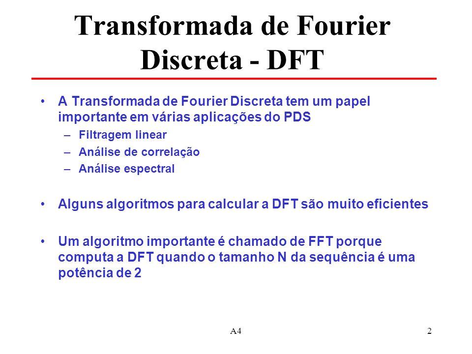 A423 Função de Distribuição de Probabilidade Normal e Uniforme Sinais Aleatórios A04