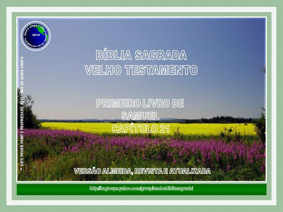 ESTE POWER POINT E PROPRIEDADE EXCLUSIVA DE JESUS CRISTO