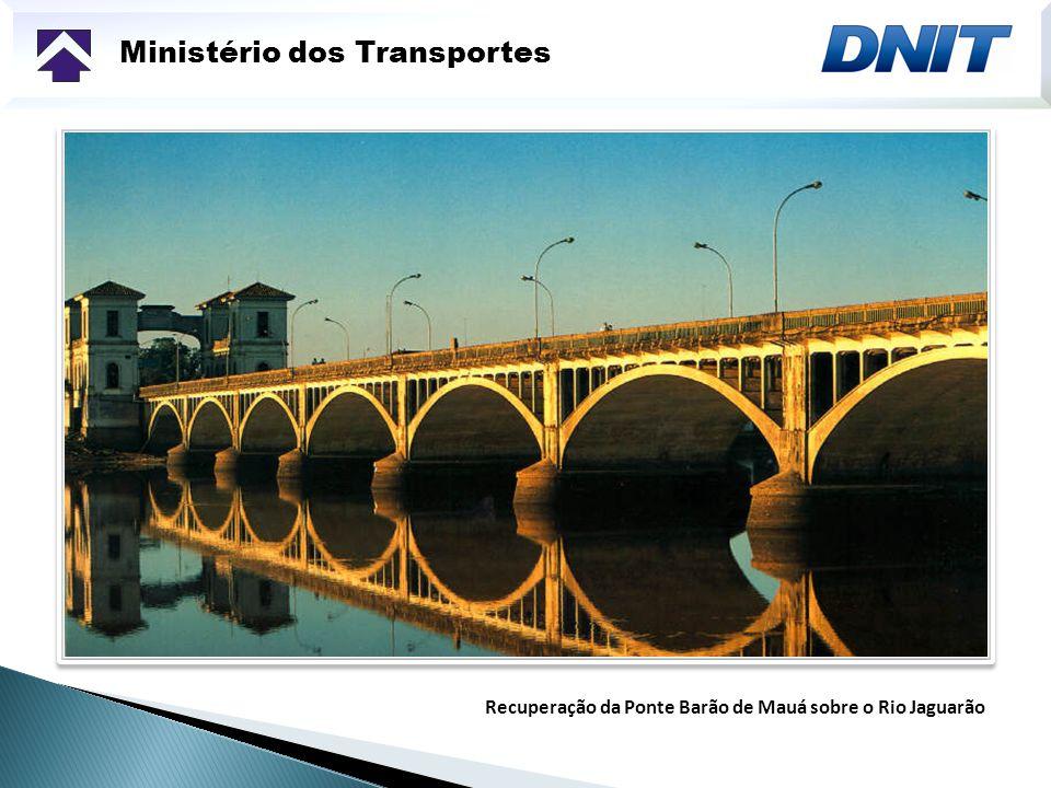 Ministério dos Transportes Governos do Brasil e Uruguai Restauração DNIT Prazo de Execução: 150 dias consecutivos Extrato de contrato n.