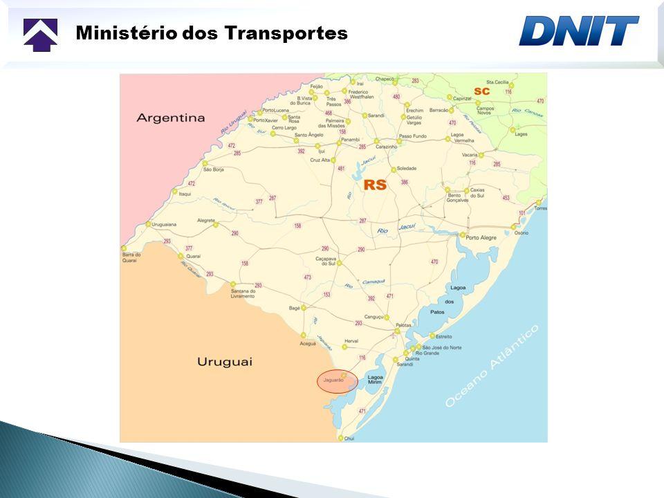 Ministério dos Transportes Melhorar o tráfego rodoviário internacional de cargas e passageiros Complementar a conexão viária Desviar o trânsito comercial da rota Chuí/Chuy Reservar a Ruta Litorânea para o tráfego leve e de turistas Diminuir a distância do trajeto Montevidéu/Porto Alegre (~53 km)