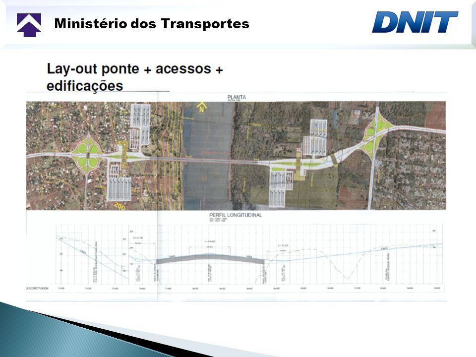 Ministério dos Transportes Muito obrigado.