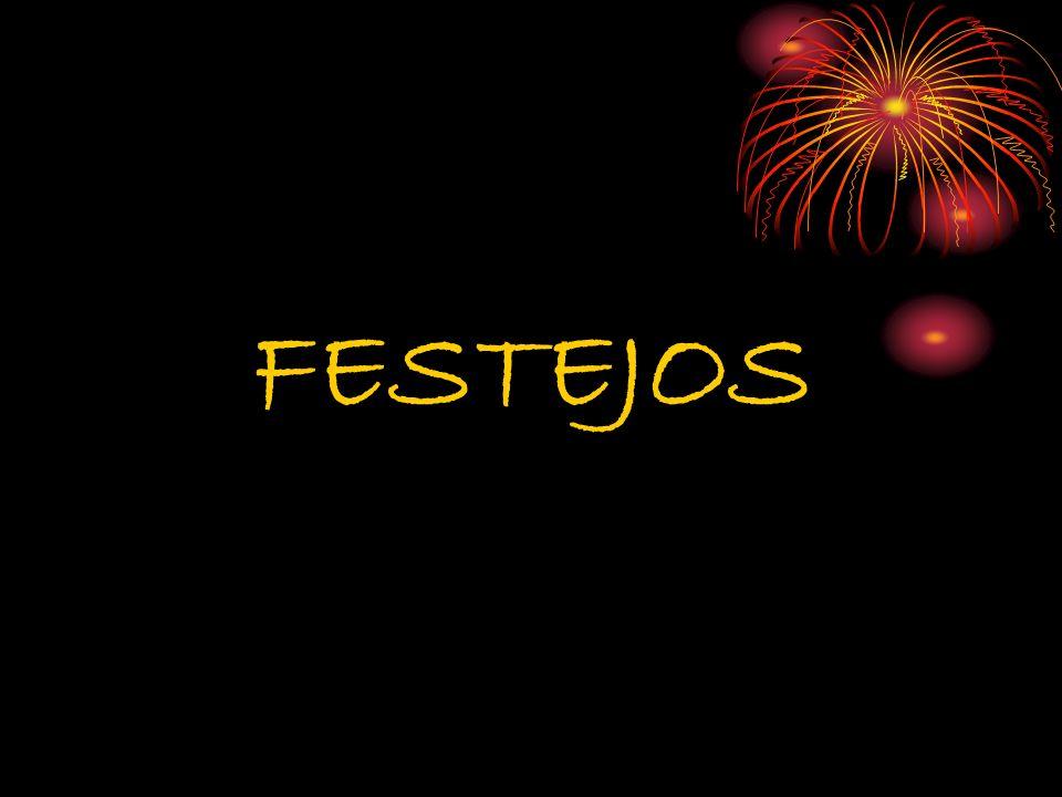 FESTEJOS Festejos