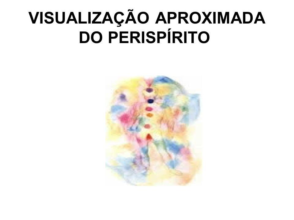 VISUALIZAÇÃO APROXIMADA DO PERISPÍRITO
