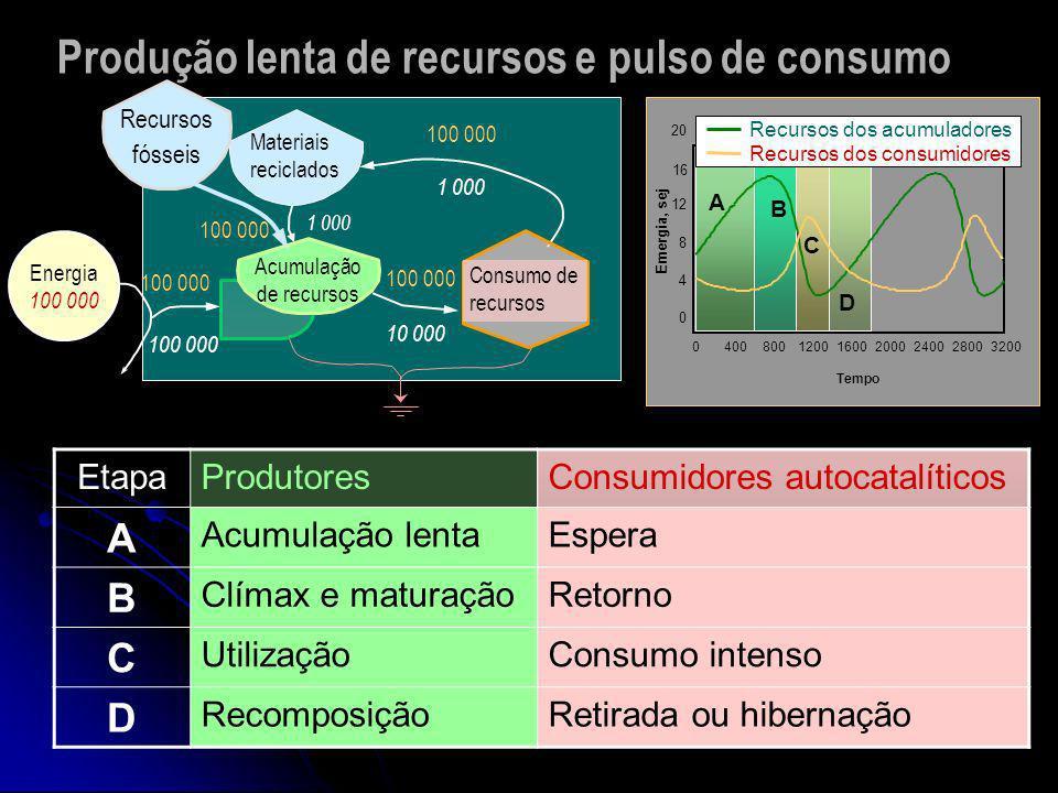 Há uma hierarquia ou intensidade energética na informação que exige uma área de suporte diferente. Qualidade ou intensidade da informação Área da bios