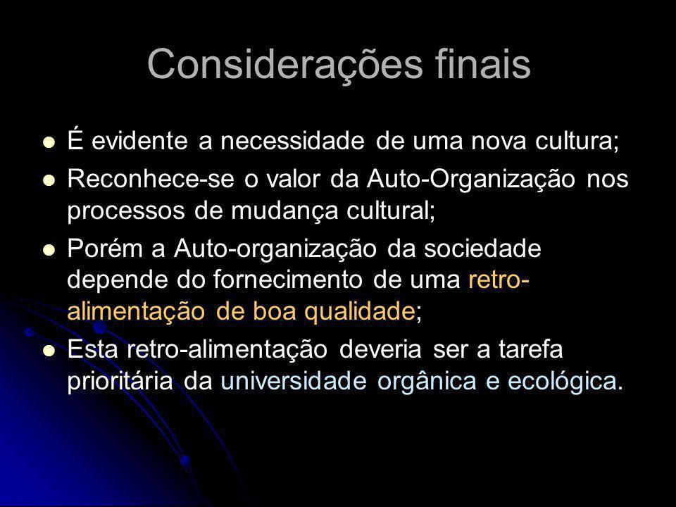 Sistema global de tomada de decisões na produção de soja Fonte: Ortega et al., 2005 Produção de soja - Brasil Atm. local Soja R Bd. local Entradas Bd.