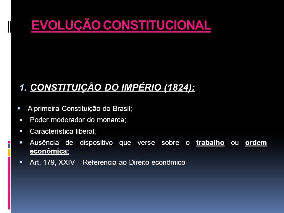 ORDEM ECONOMICA NA CONSTITUIÇÃO DE 1988 4.