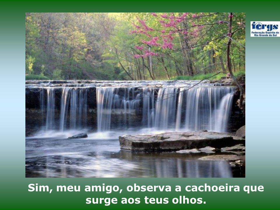 A Cachoeira - Emmanuel