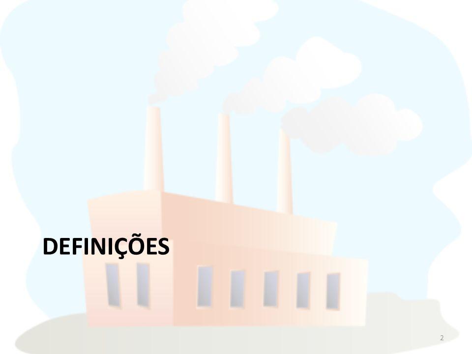 Definições (1 de 2) Uma ordem de produção (O.P.) contém um produto a ser fabricado.
