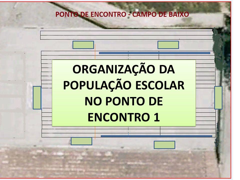 ORGANIZAÇÃO DA POPULAÇÃO ESCOLAR NO PONTO DE ENCONTRO 1
