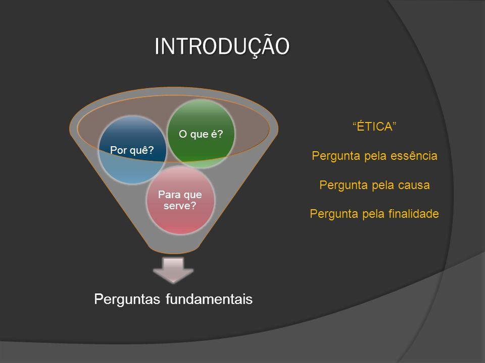 ÉTICA: aspecto filológico ÉTICA e MORAL Todas as MORAIS, por mais diversas, nascem de um transfundo comum, que é a ÉTICA.