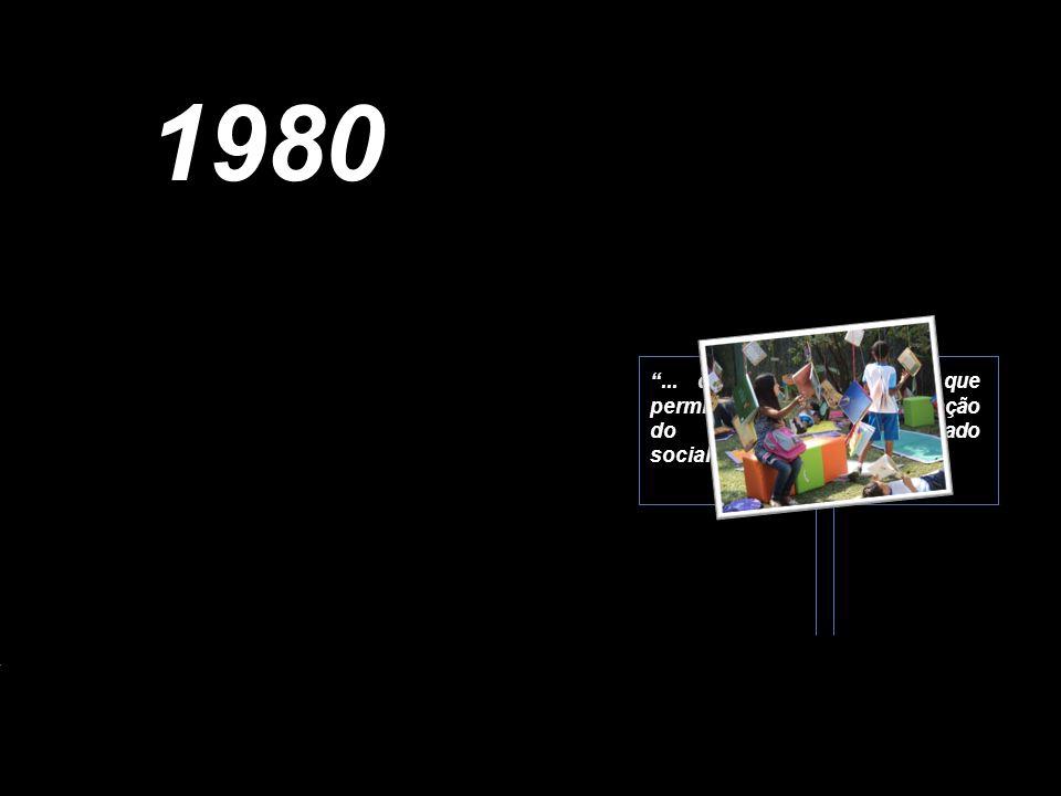 ... dos instrumentos que permitam a todos a apropriação do saber elaborado socialmente. 1980