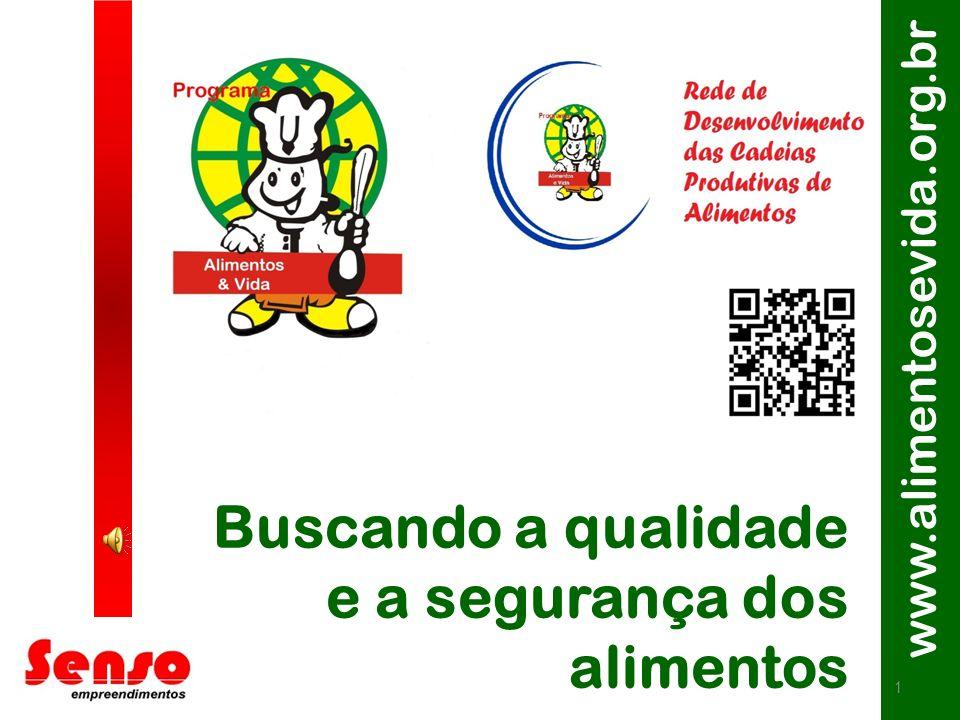 www.alimentosevida.org.br 2 Instruções gerais Siga às aulas conforme a ordem numérica para uma boa compreensão sequencial do conteúdo.