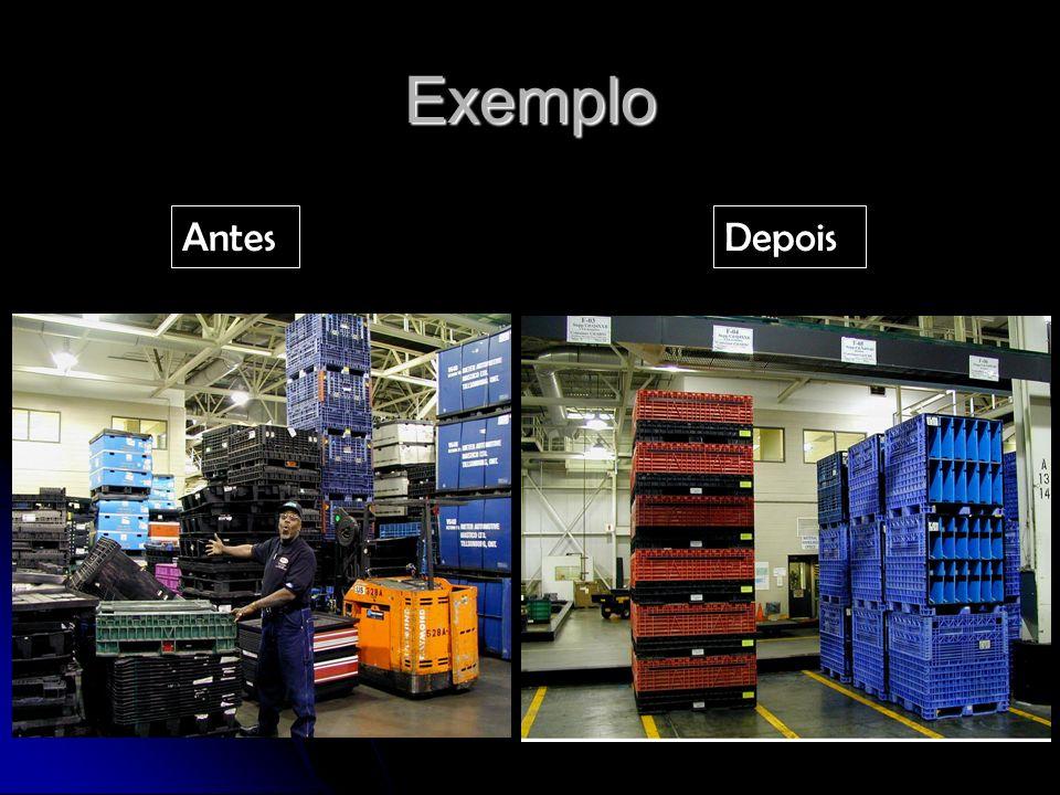 Exemplo AntesDepois