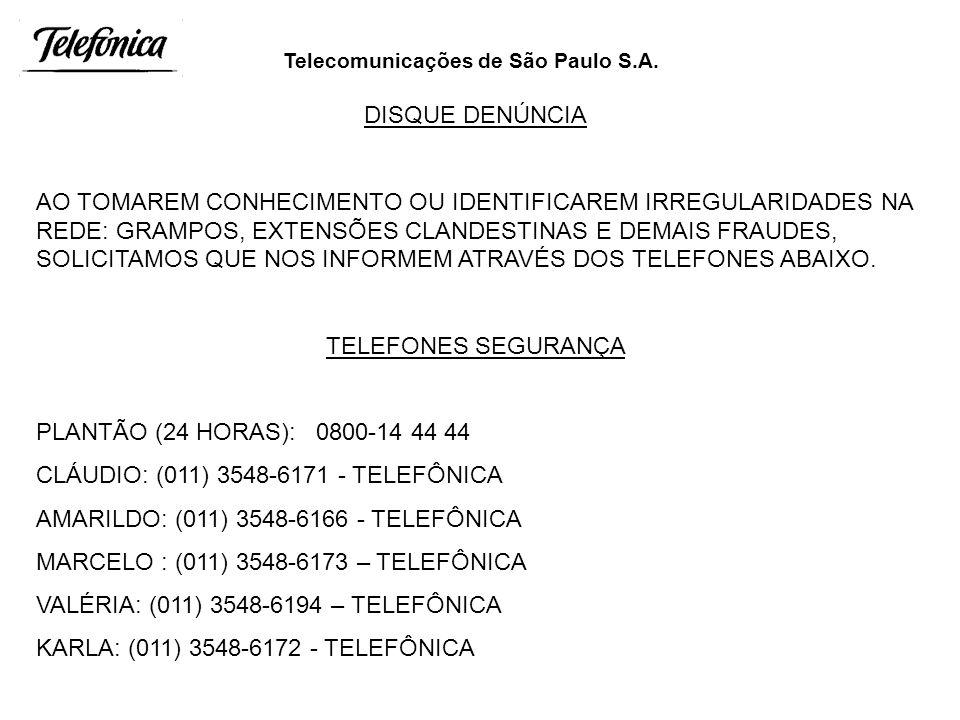 Telecomunicações de São Paulo S.A.