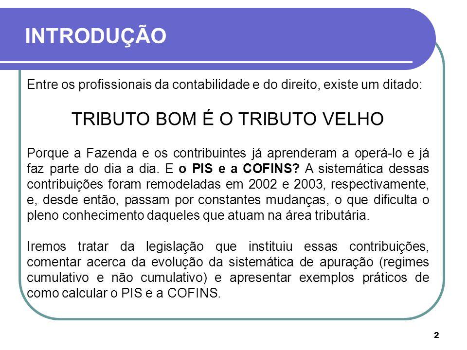EXEMPLO DE APURAÇÃO DO PIS E DA COFINS - REGIME CUMULATIVO 43
