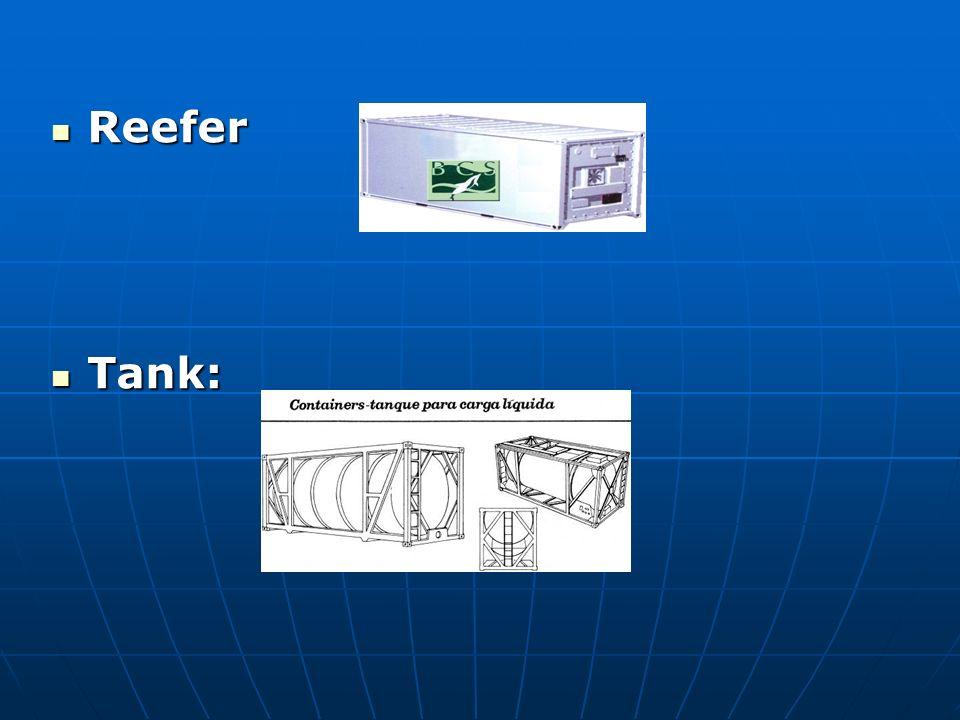 Reefer Reefer Tank: Tank: