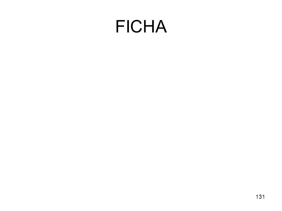 131 FICHA