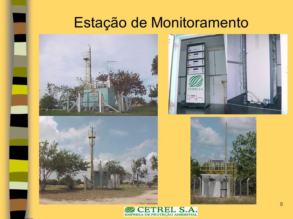 8 Estação de Monitoramento