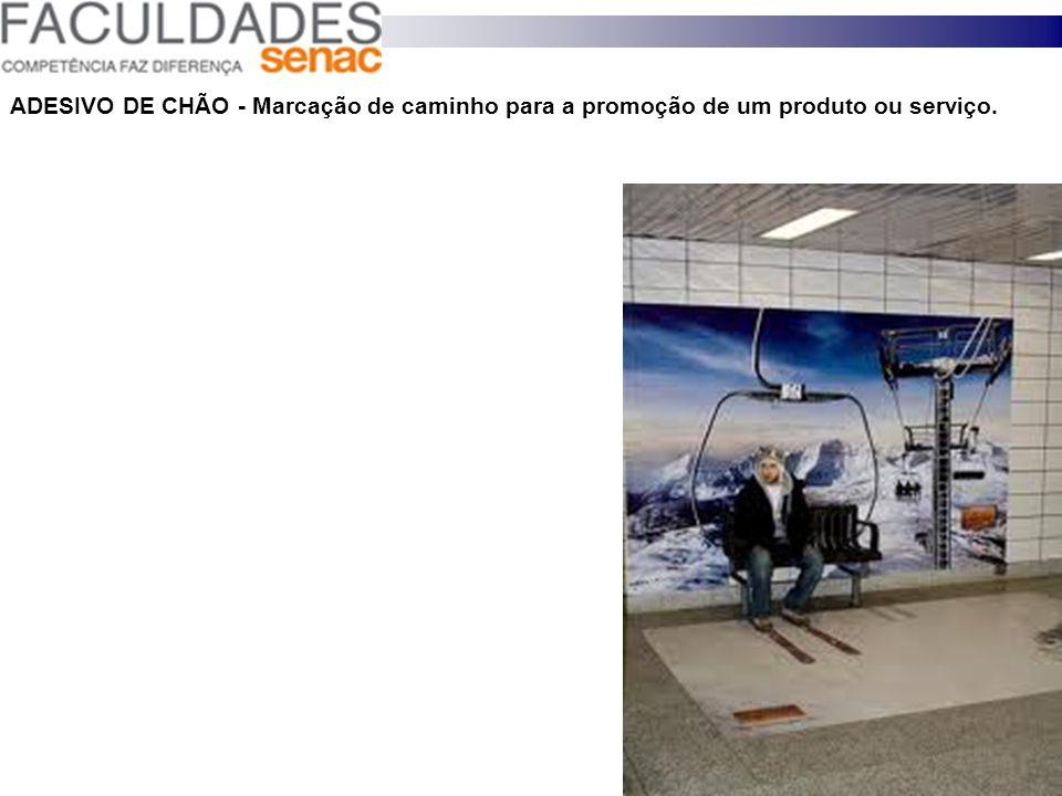 ALUGUEL DE ESPAÇO: - Prática dos supermercados que alugam pontas de gôndolas e espaços promocionais para exposição extra de produtos.