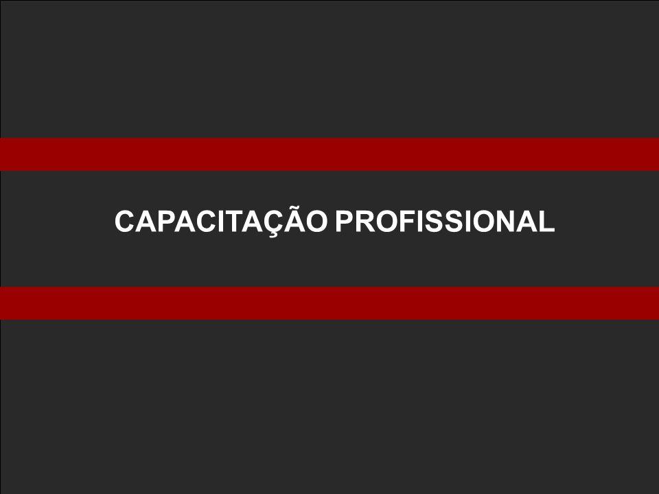 CAPACITAÇÃO PROFISSIONAL