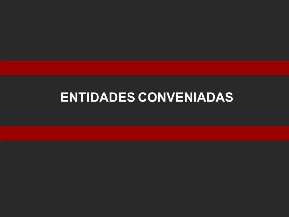 ENTIDADES CONVENIADAS